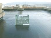 京都市伏見区市営住宅屋上防水工事