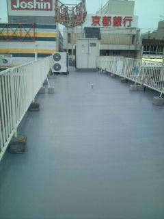 京都市河原町 某ビル大規模改修工事
