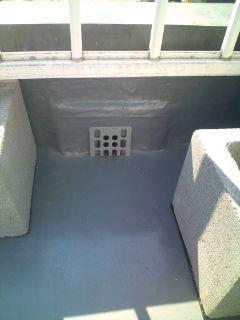 京都市右京区某居酒屋 屋上防水工事
