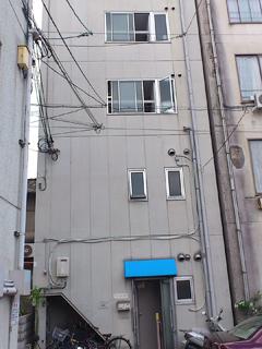 京都市右京区 Mビル外壁改修工事
