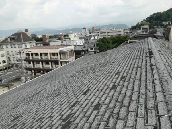 京都市立K小学校 体育館修繕工事