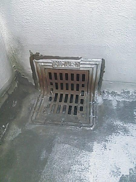 京都市下京区マンション屋上防水強化工事