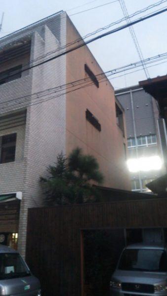 中京区Mビルリフォーム