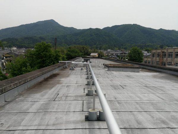 京都市立S小学校 防水改修工事