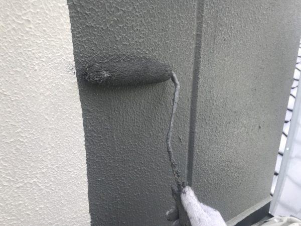 京都市上京区Kハイツ 外壁改修工事