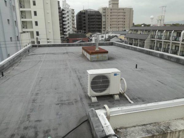 京都市上京区Dマンション 屋上・外壁改修工事