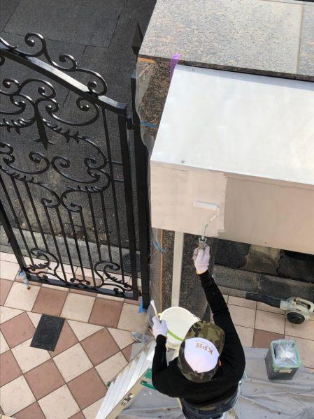 京都市左京区K様邸 外壁・バルコニー防水改修工事