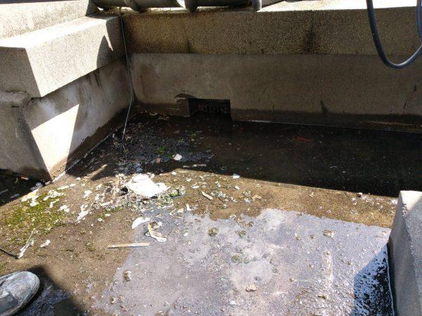 京都市河原町Yビル 屋上防水改修工事