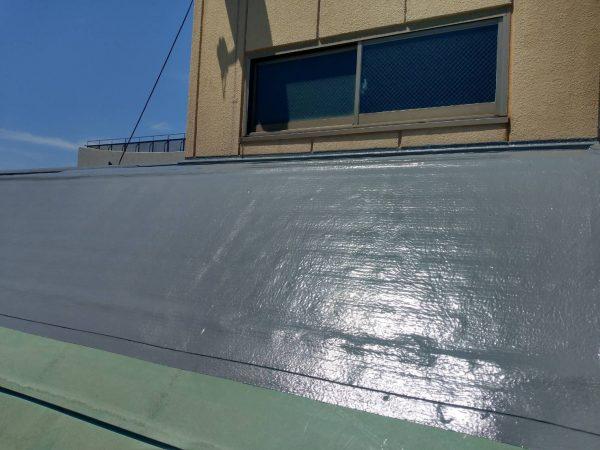 京都市右京区Kビル 防水改修工事