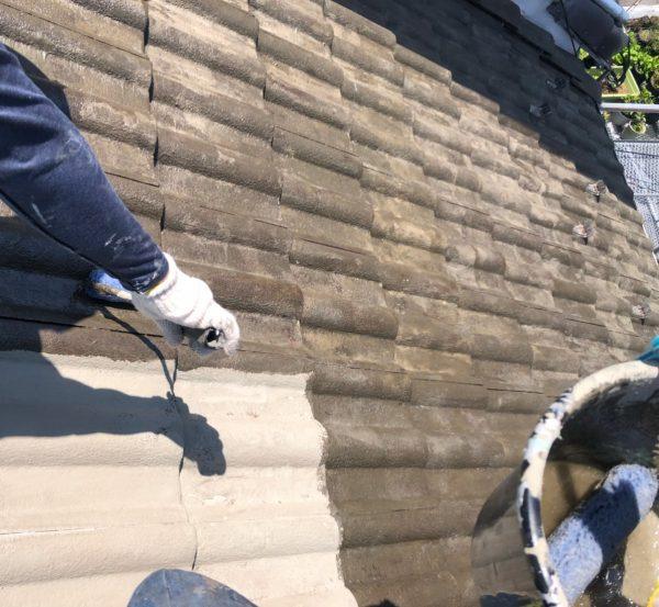 京都市中京区K邸 瓦屋根防水工事