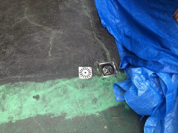 京都市左京区Tビル 防水工事