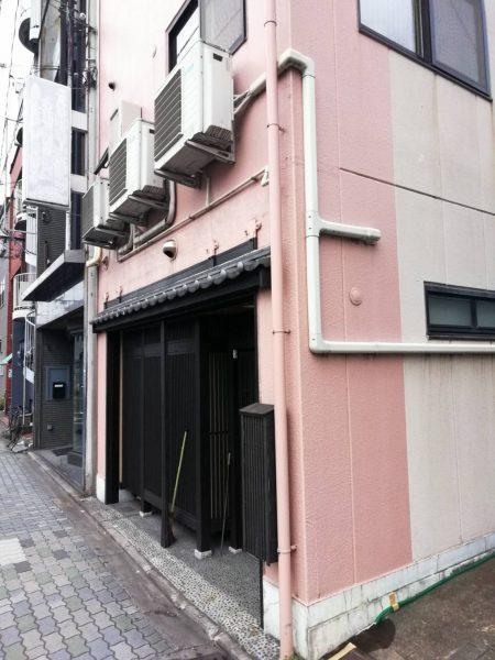 京都市東山区S邸 外壁防水工事