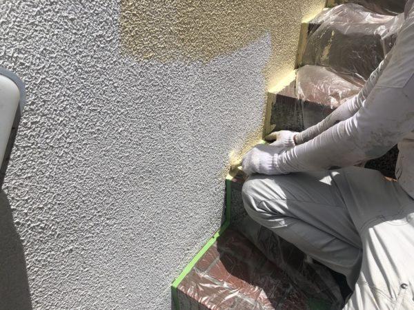京都市山科区Y邸 外壁塗装工事