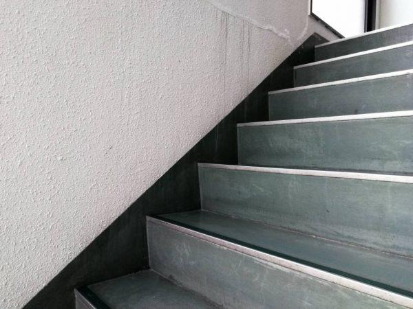 宇治市Nマンション 内壁塗装、ポスト改修工事