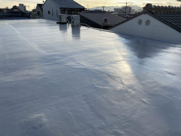 京都市上京区N邸 屋上防水工事