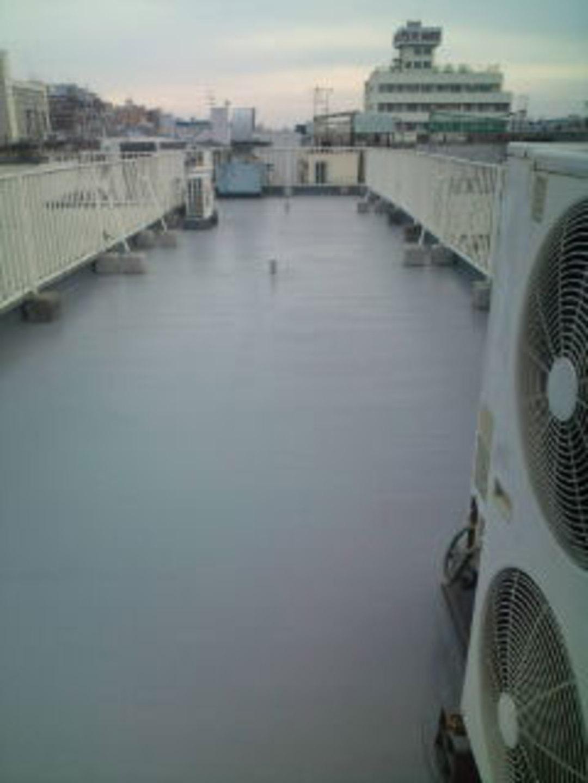 京都市右京区某居酒屋 屋上防水工事のサムネイル