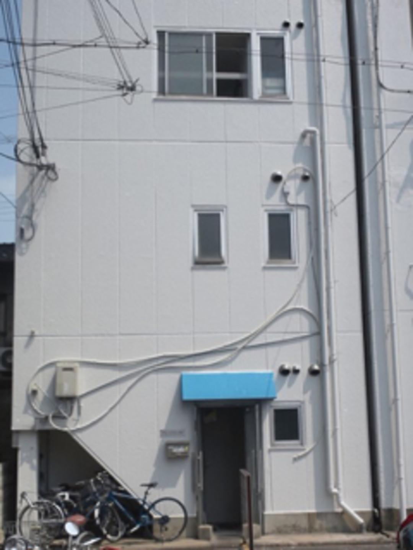 京都市右京区 Mビル外壁改修工事のサムネイル