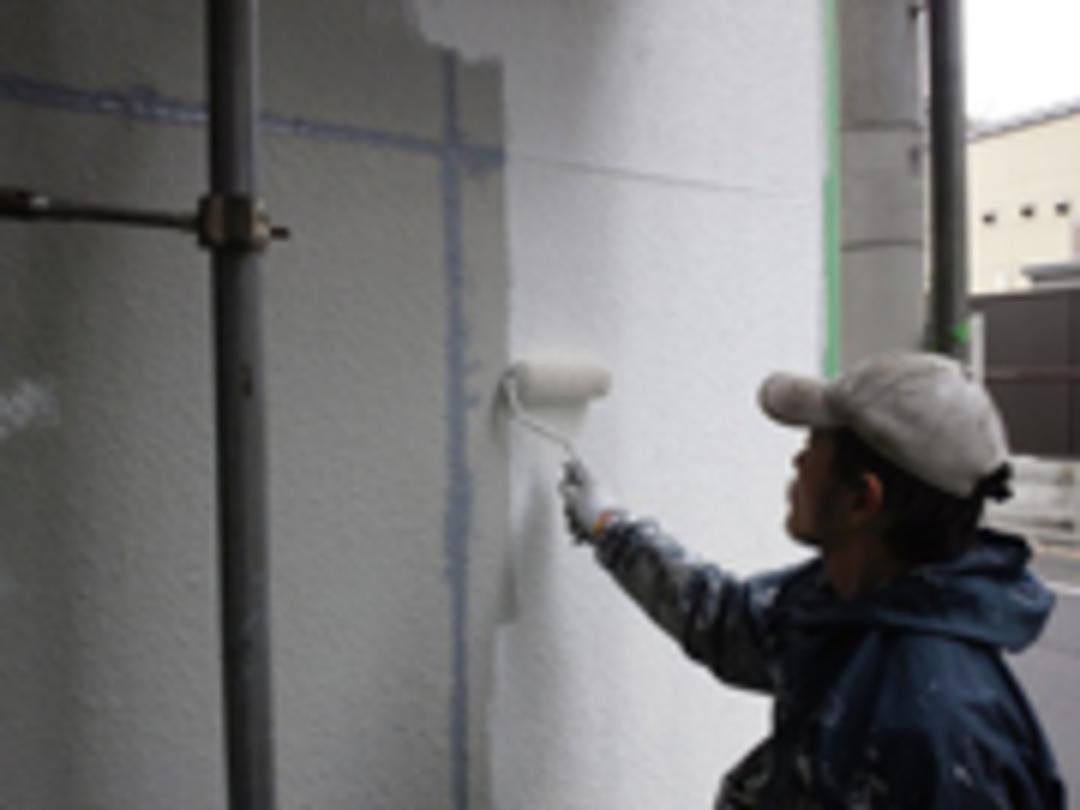 京都市中京区 Kビル屋上防水・外壁工事のサムネイル