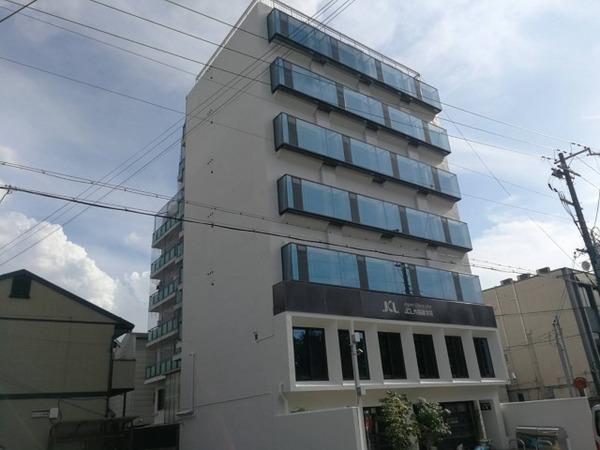 京都市伏見区J学院H館 外壁改修工事