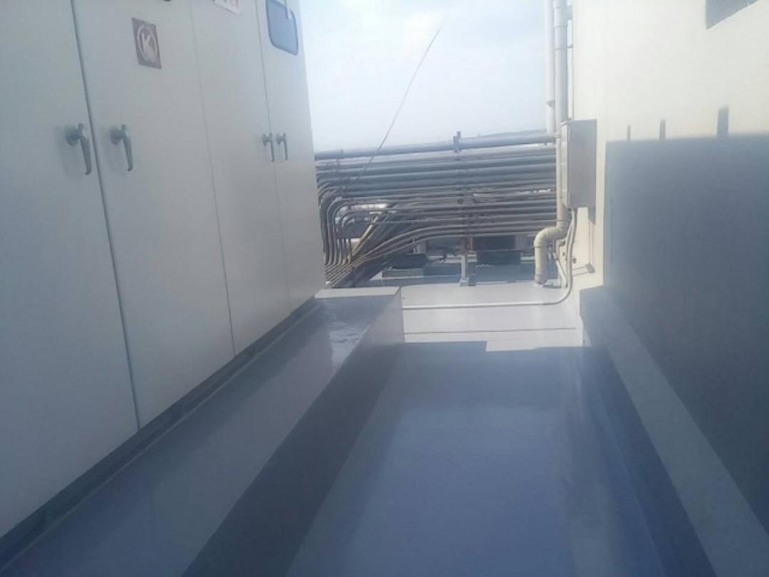 宇治小倉ビル 屋上防水改修工事のサムネイル