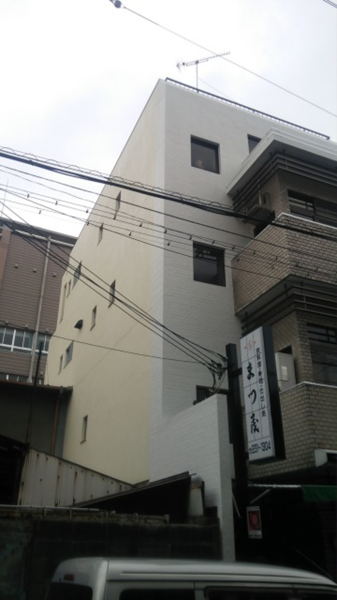 中京区Mビルリフォームのサムネイル
