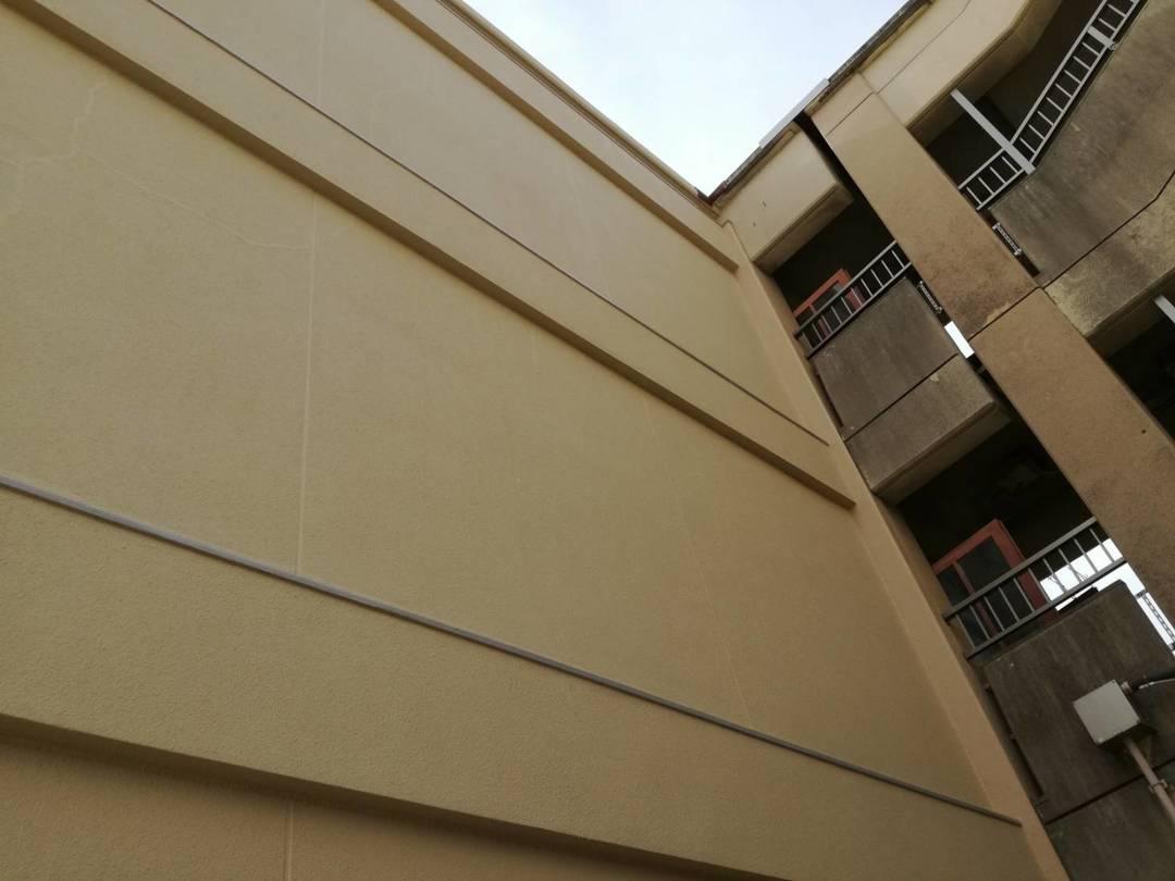 京都市立S小学校 南・中校舎外壁修繕工事のサムネイル