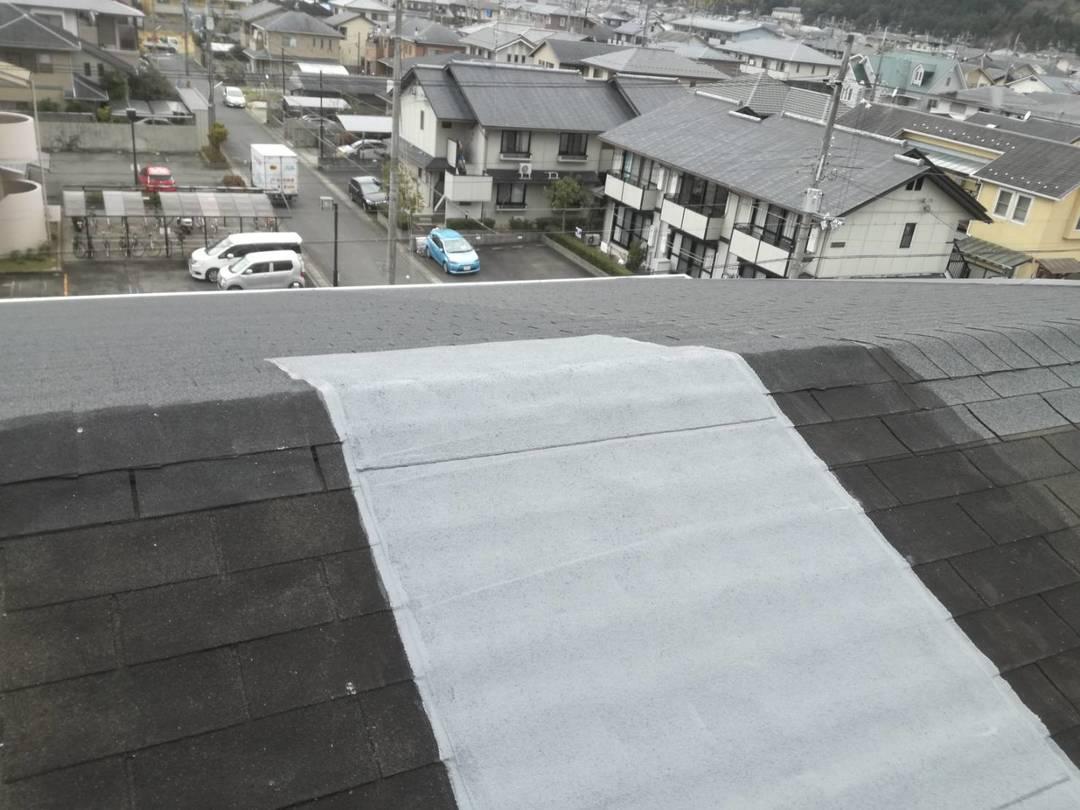 京都市立I南小学校 体育館屋根修繕工事のサムネイル