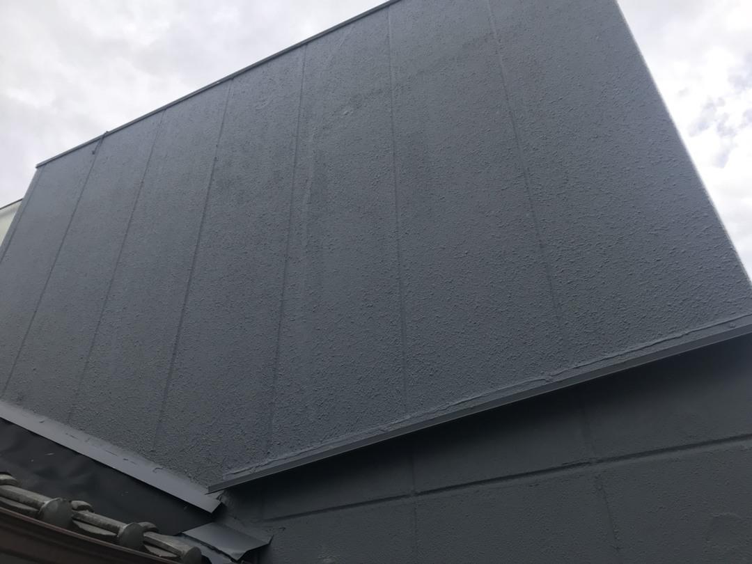 京都市上京区Kハイツ 外壁改修工事のサムネイル