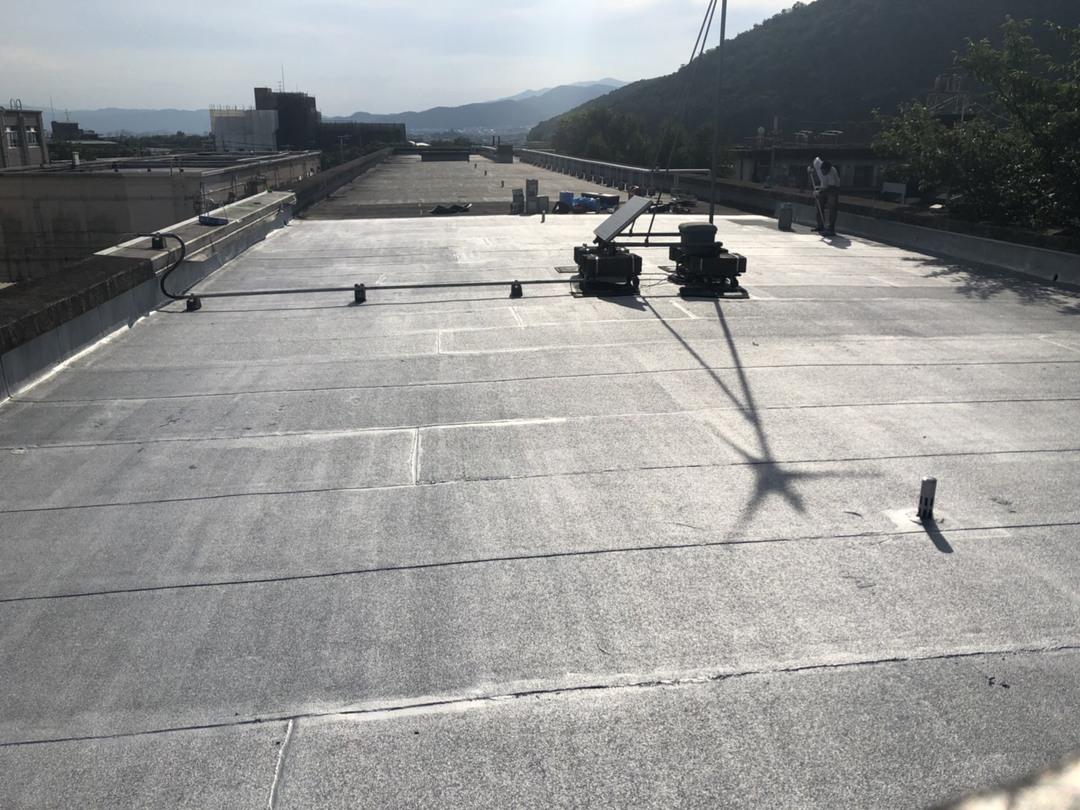 京都市立S小学校 防水改修工事のサムネイル