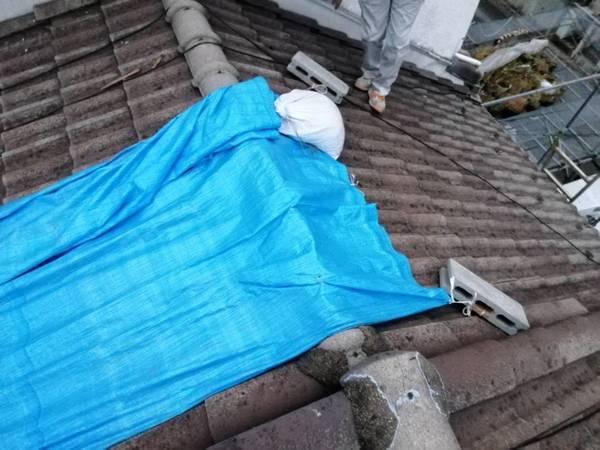 瓦屋根の安心な修繕方法