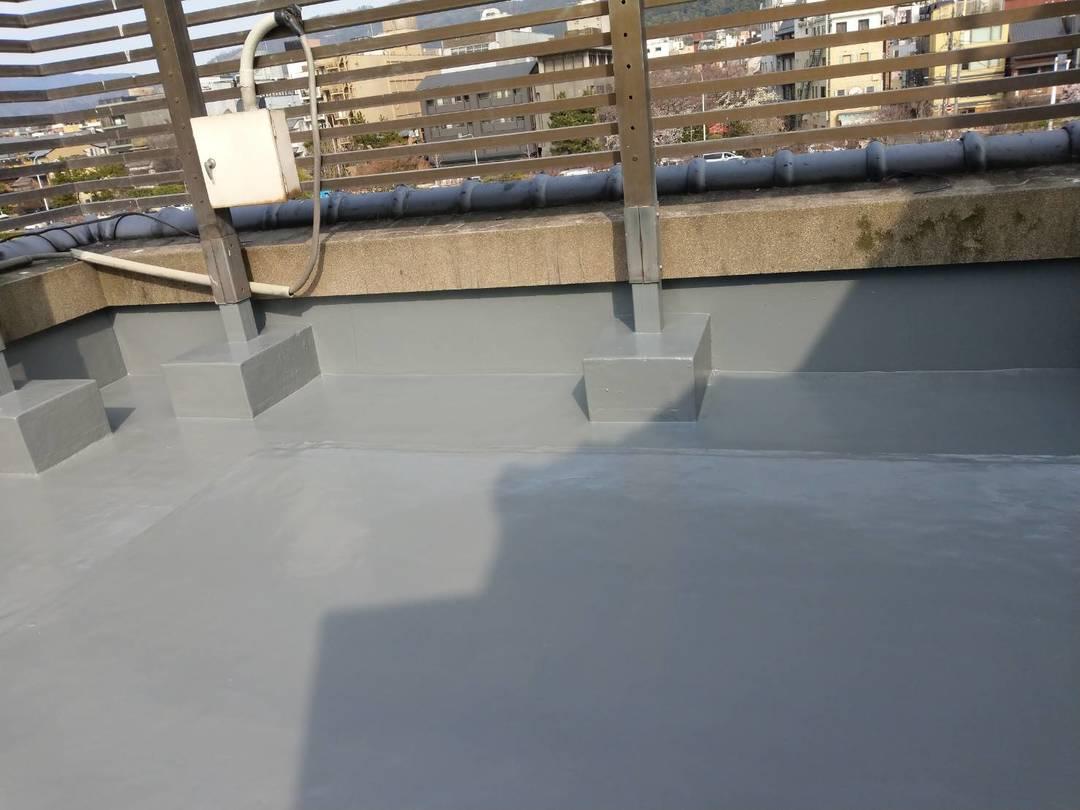 京都市河原町Yビル 屋上防水改修工事のサムネイル