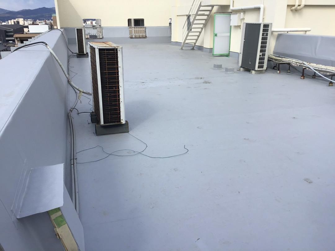 東大阪市Nビル 屋上防水改修工事のサムネイル
