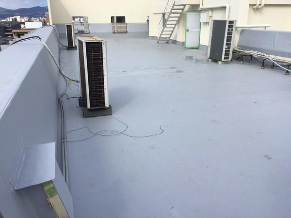 東大阪市Nビル 屋上防水改修工事