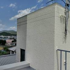 京都市左京区Pビル 外壁防水工事