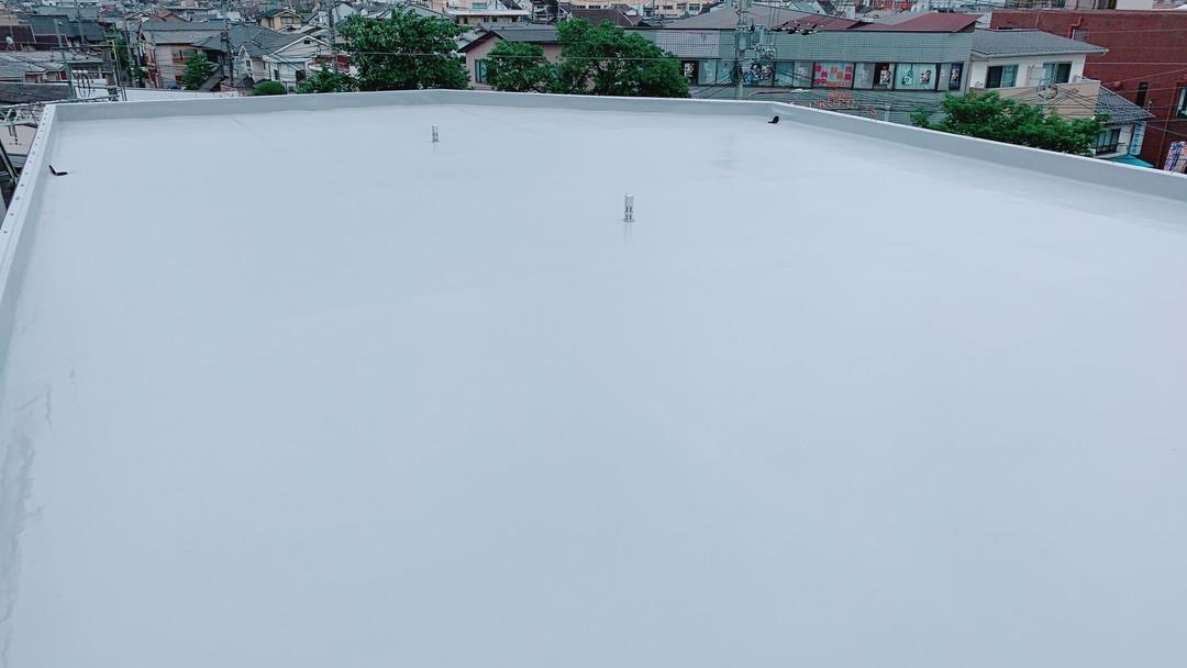 京都市西京区Sビル 屋上防水工事のサムネイル