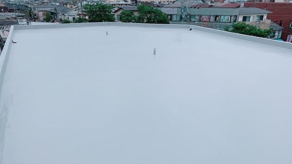 京都市西京区Sビル 屋上防水工事