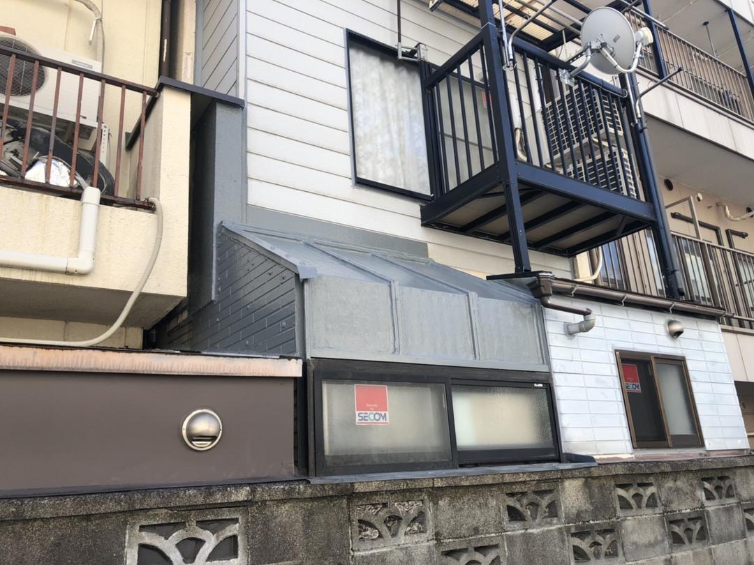 京都市左京区K邸 防水工事のサムネイル
