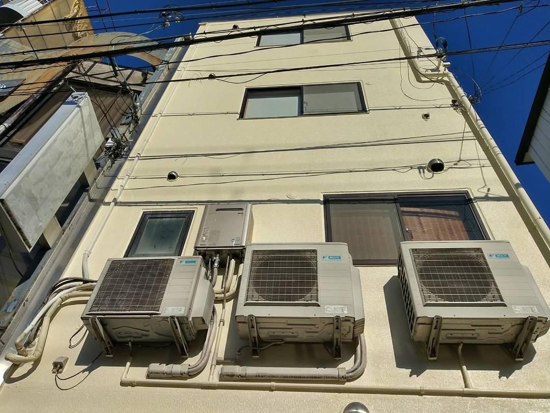 京都市東山区S邸 外壁防水工事のサムネイル