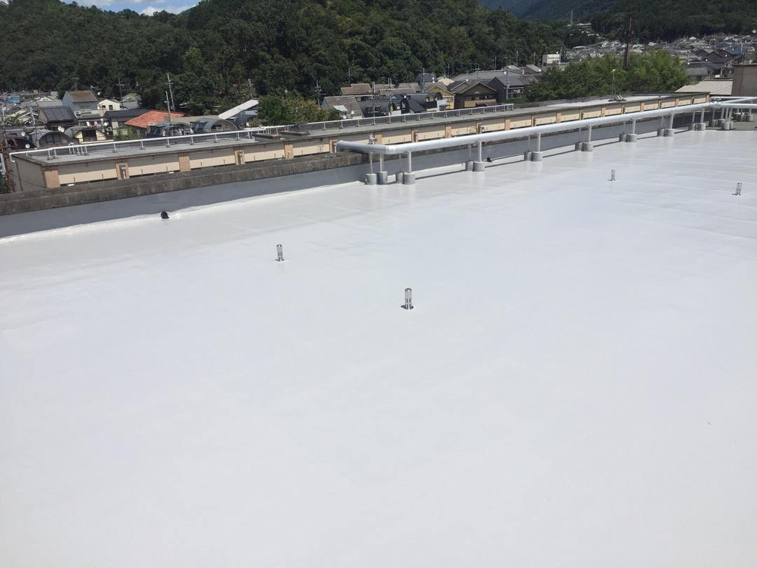 京都市左京区S小学校 屋上修繕工事のサムネイル