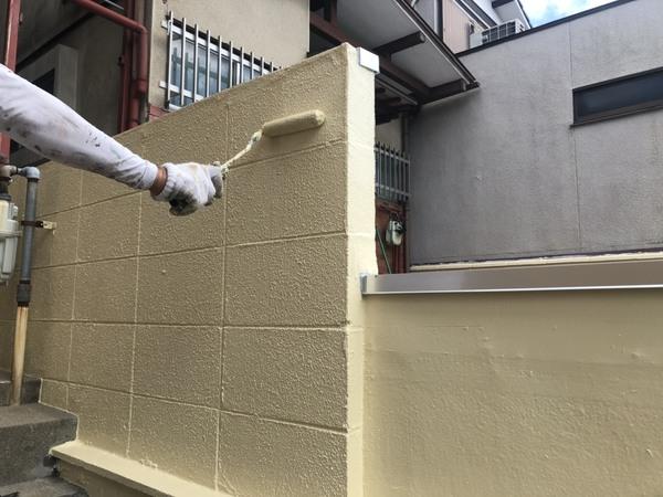 防水もできる塗装!
