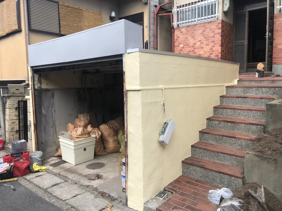 京都市山科区Y邸 外壁塗装工事のサムネイル