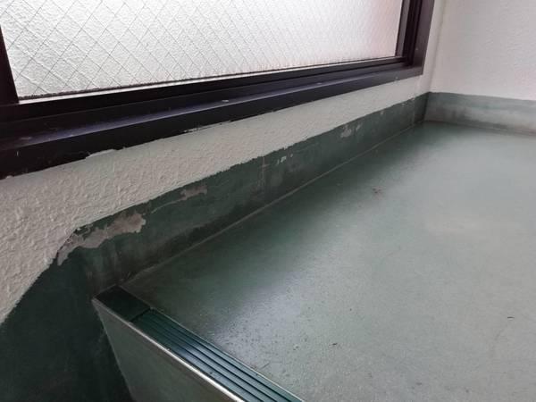 宇治市Nマンション 階段室塗装工事
