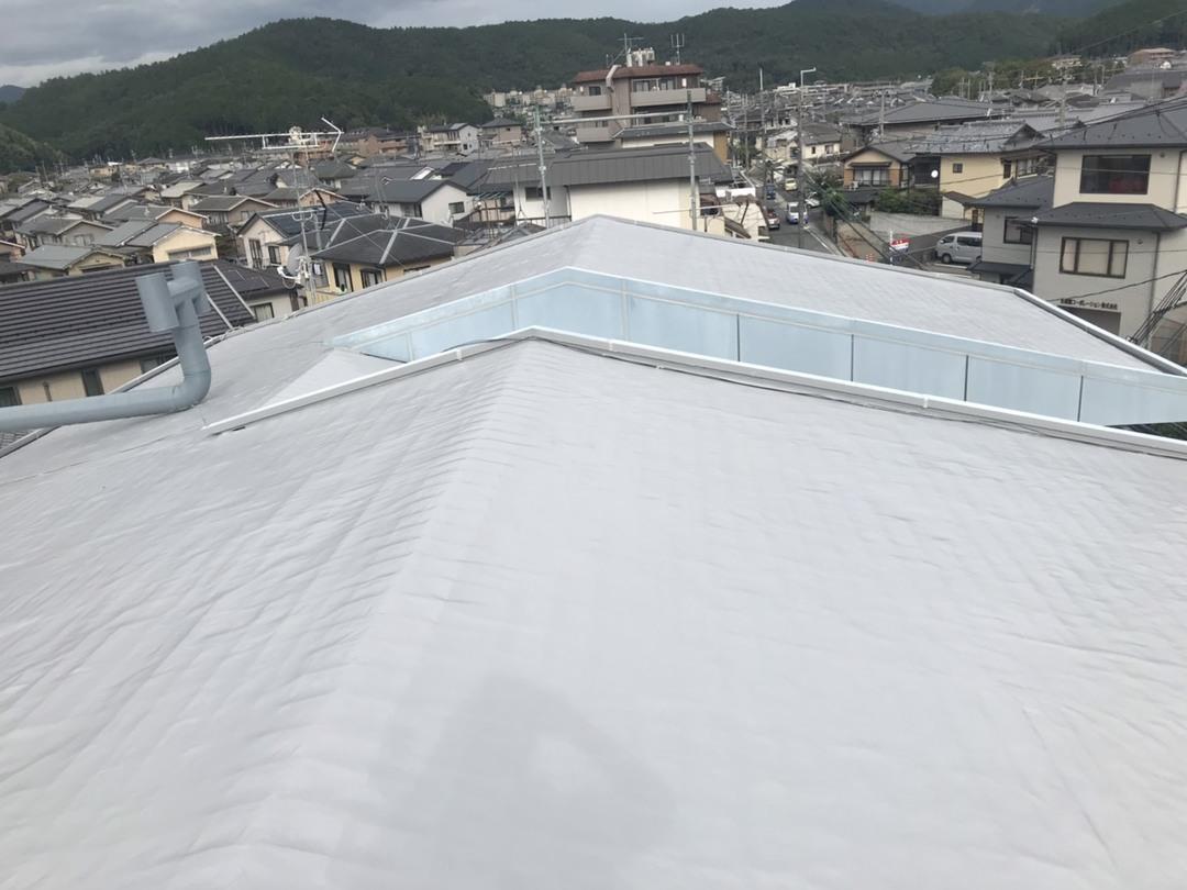 京都市左京区Pマンション 屋上防水工事のサムネイル