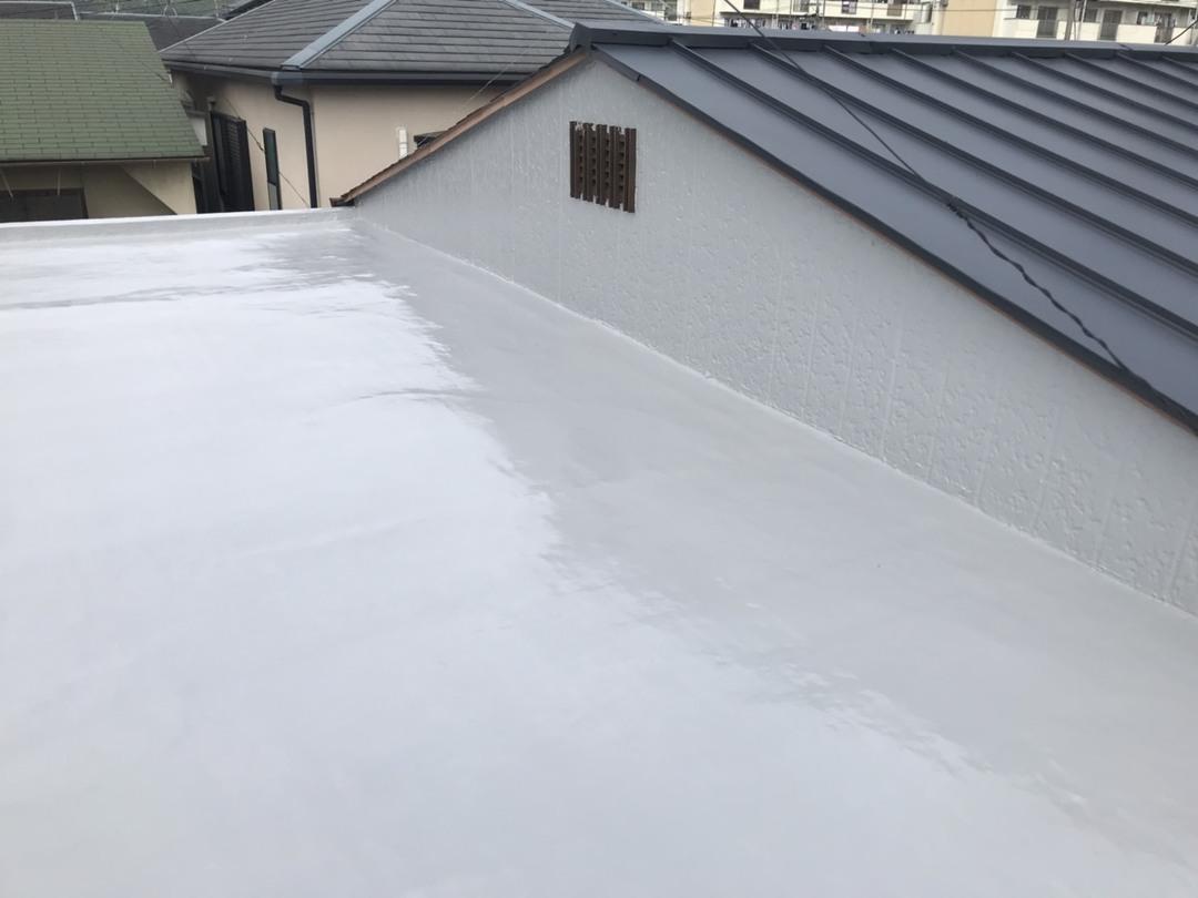 京都市山科区S邸 屋上防水工事のサムネイル