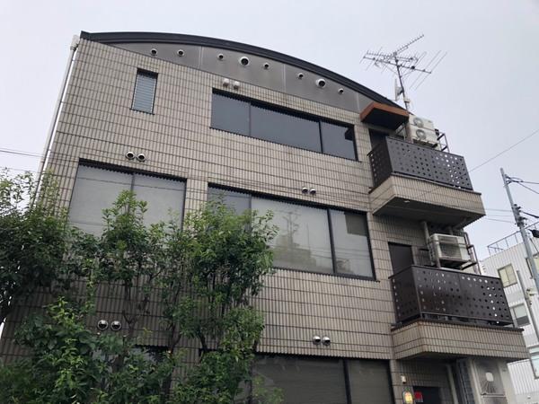 京都市中京区Iビル 防水改修工事