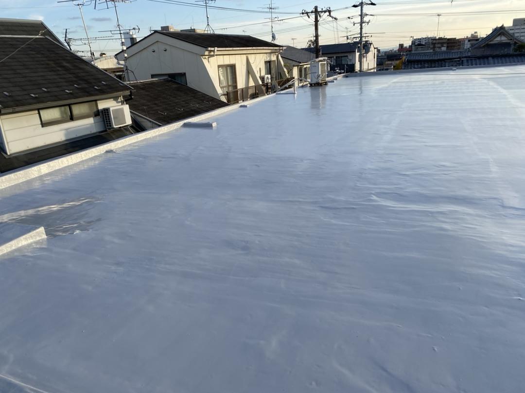京都市上京区N邸 屋上防水工事のサムネイル