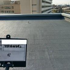 京都市伏見区体育館 屋上防水改修工事