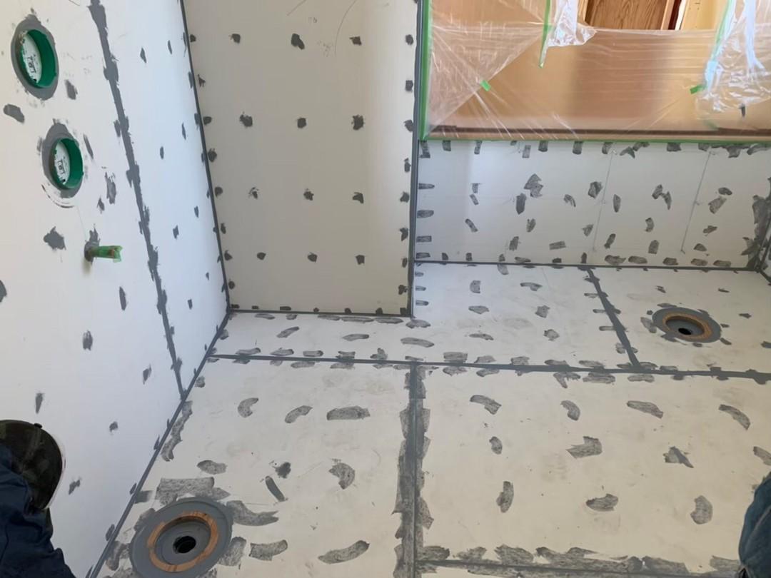 京都市右京区R邸 浴室FRP防水のサムネイル