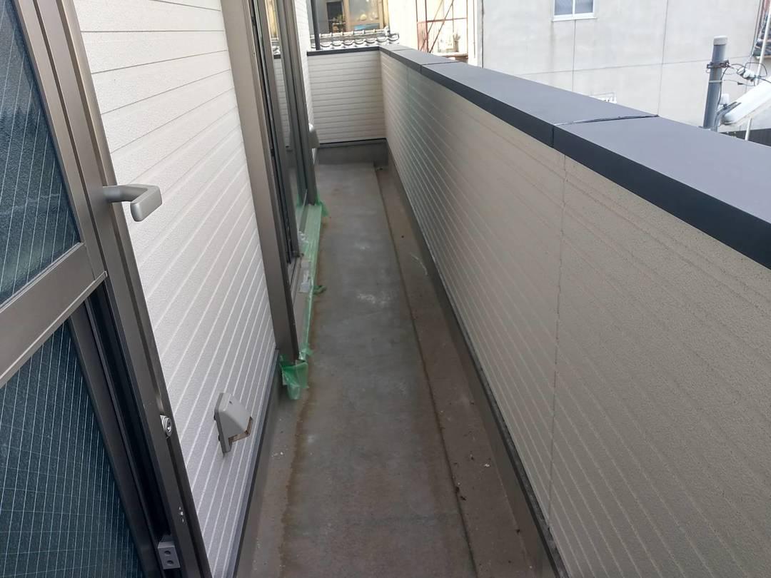 京都市中京区E邸 FRP防水工事(2PLY)のサムネイル