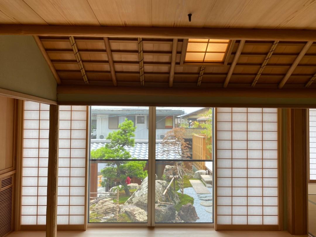 京都市右京区 R邸 茶室のサムネイル